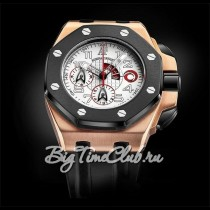 Мужские часы Audemars Piguet Royal Oak Offshore Alinghi Team