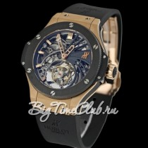 Мужские часы Hublot big bang tourbillon