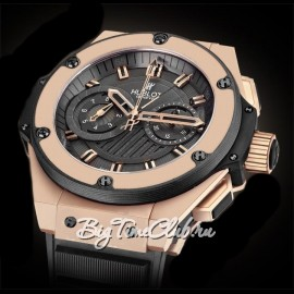 Мужские часы Hublot King Power Golden Matt