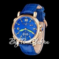 Мужские часы Ulysse Nardin GMT Dual Time Big Date 42mm